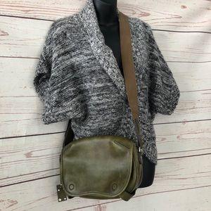 Hergopoch Shoulder Bag, Hand Made in Japan,  GUC
